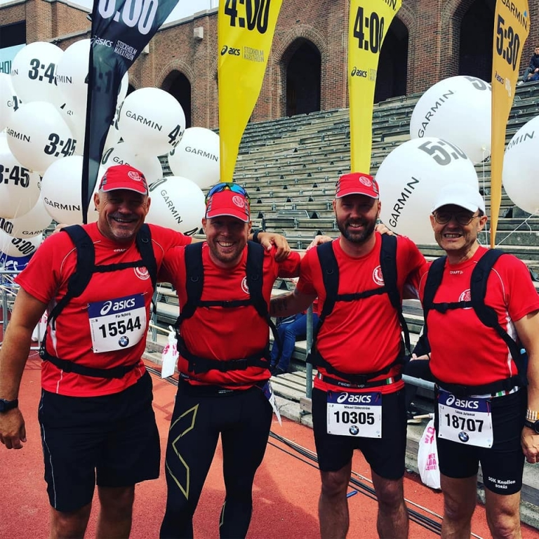 Stockholm Marathon 2019