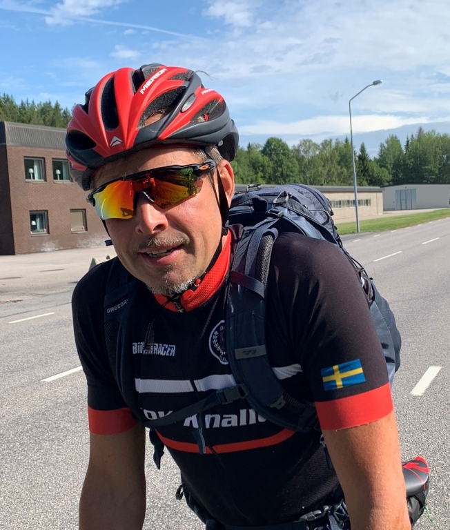 Ulf Gyllunger - Cykling till Torestorp