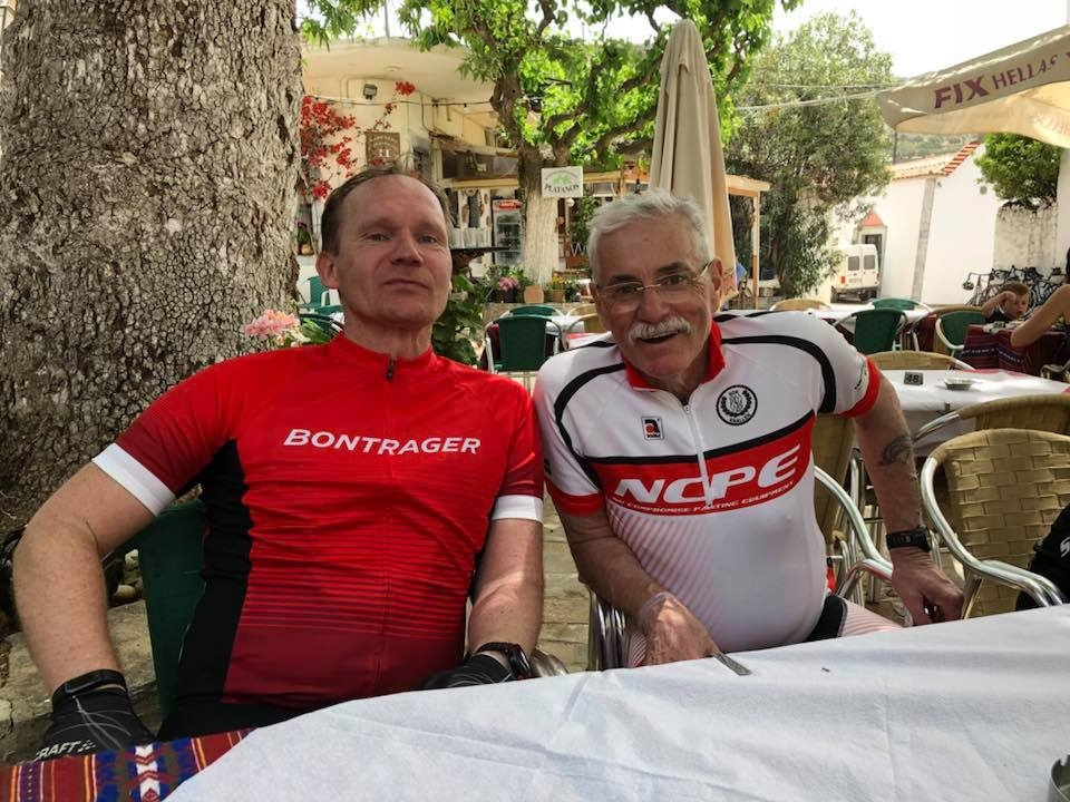 cykling kreta 2018